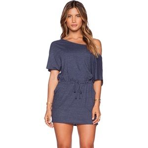 Chaser Off Shoulder Mini Dress